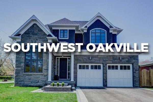 Southwest Oakville